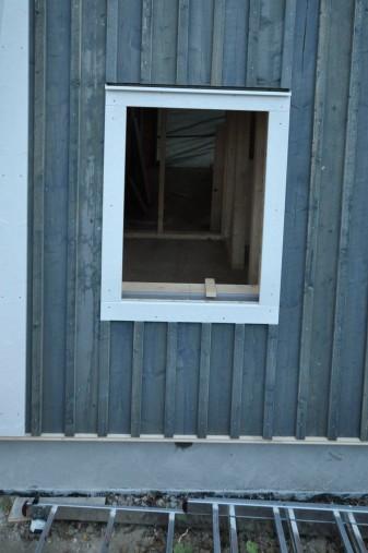 Fenstereinfassung